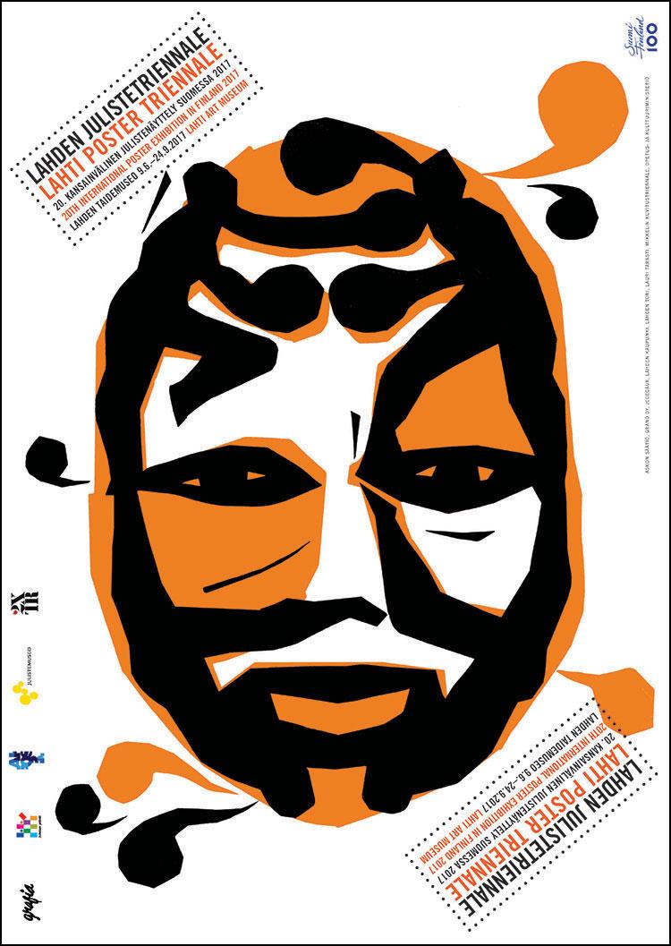 Lahti International Poster Triennial | 2017