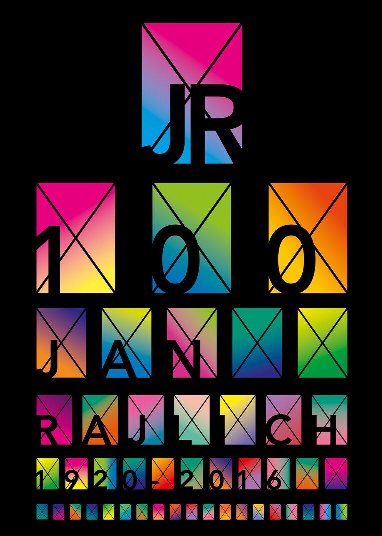 Homage to Jan Rajlich (1920–2016)